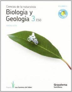 Encuentroelemadrid.es Biologia Y Geologia 3º Eso (Los Caminos Del Saber) (Andalucia) Image