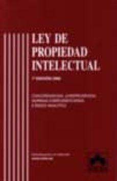 Curiouscongress.es Ley De Propiedad Intelectual Image