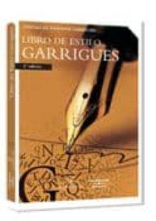Permacultivo.es Libro Estilo Garrigues (2ª Ed.) Image
