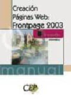 Encuentroelemadrid.es Manual Creacion Paginas Web: Frontpage 2003 Image