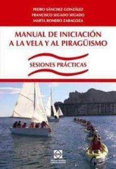 Padella.mx Manual De Iniciacion A La Vela Y Al Piragüismo Image