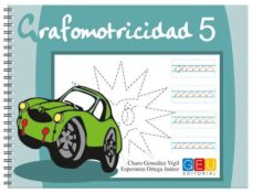 grafomotricidad 5-charo gonzalez vigil-9788484918424