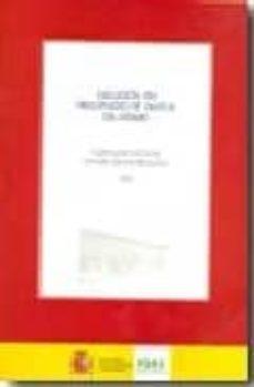Padella.mx Ejecucion Del Presupuesto De Gastos Del Estado: Clasificacion Fun Cional Desagregada Por Programas 2005 Image