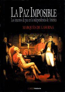 Javiercoterillo.es La Paz Imposible Image