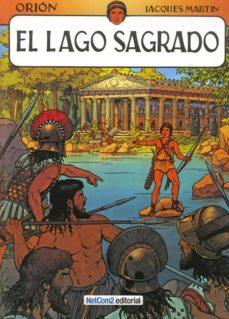 Titantitan.mx Orion Nº 1: El Lago Sagrado Image
