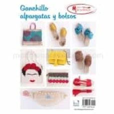 Descargar archivo pdf ebook GANCHILLO ALPARGATAS Y BOLSOS