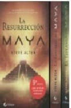 Carreracentenariometro.es Paquete Maya (2 Vols.) Image