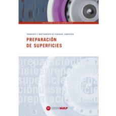 Descargar TECNICAS DE PREPARACION DE SUPERFICIES gratis pdf - leer online