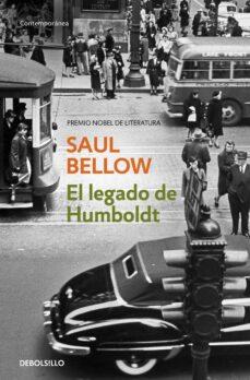 el legado de humboldt-saul bellow-9788497938624