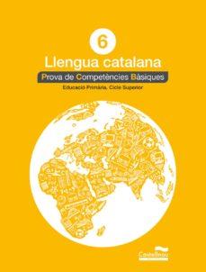 Upgrade6a.es Llengua Catalana 6è. Prova De Competències Bàsiques Image