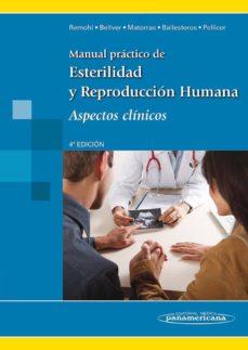 Titantitan.mx Manual Practico De Esterilidad Y Reproduccion Humana, Aspectos Cl Inicos (4ª Edicion) Image
