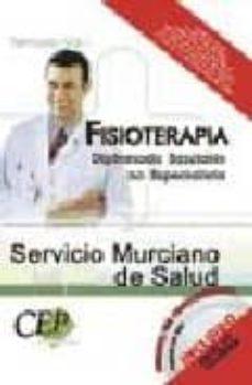 Permacultivo.es Temario (Vol. I): Oposiciones Fisioterapia Servicio Murciano De S Alud. Diplomado Sanitario No Especialista Image