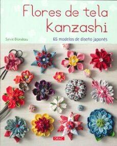 Permacultivo.es Flores De Tela Kanzashi Image