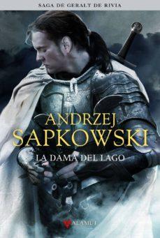 la dama del lago (saga geralt de rivia 7) (edicion coleccionista)-andrzej sapkowski-9788498890624