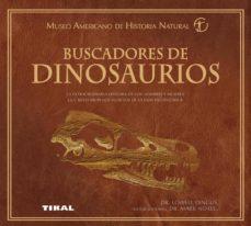 buscadores de dinosaurios: personajes de la historia-9788499280424