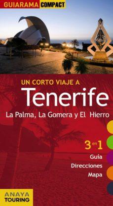 Valentifaineros20015.es Tenerife, La Palma, La Gomera Y El Hierro (Anaya Touring) Image