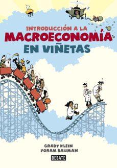 introduccion a la macroeconomia en viñetas-grady klein-yoram bauman-9788499923024