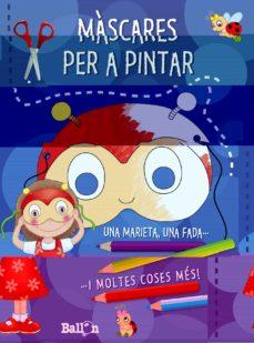 Titantitan.mx Mascares Per A Pintar (Blau) Image