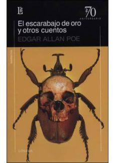 escarabajo de oro y otros cuentos-edgar allan poe-9789500397124