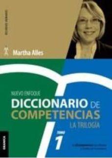 diccionario de competencias la trilogia tomo 1-martha alles-9789506418724