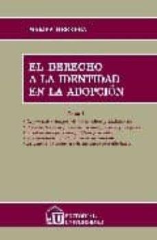 Concursopiedraspreciosas.es El Derecho A La Identidad En La Adopcion Image