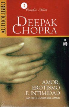 amor, erotismo e intimidad (audiolibro)-deepak chopra-9789685163224