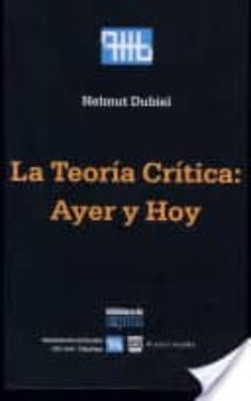 Viamistica.es La Teoria Critica: Ayer Y Hoy Image
