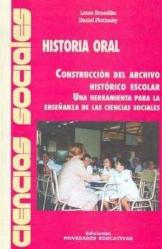 Inmaswan.es Historia Oral: Construccion Del Archivo Historico Escolar Image