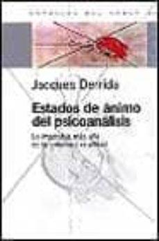 Inciertagloria.es Estados De Animo Del Psicoanalisis: Lo Imposible Mas Alla De La S Oberana Crueldad Image