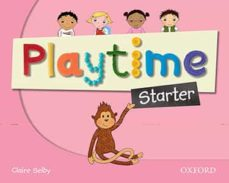Descargar Ebook iphone gratis PLAYTIME STARTER. CLASS BOOK 9780194046534 de CLAIRE SELBY