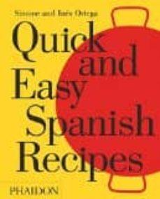 quick and easy spanish recipes-simone ortega-ines ortega-9780714871134