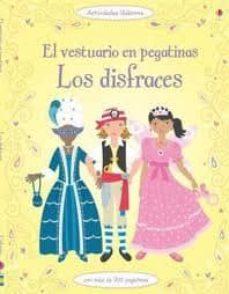 Padella.mx Los Disfraces (El Vestuario Con Pegatinas) Image