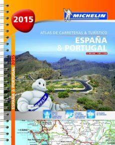 Inmaswan.es España - Portugal - (A4 ) 2015 Ref. 04460 (Atlas) Image