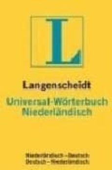 Padella.mx Langenscheidt Universal-worterbuch Niederlandisch Image