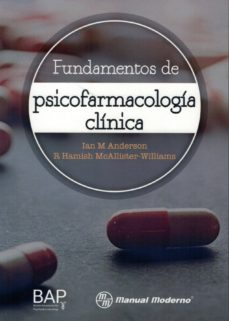 Descarga gratuita de libros de texto en pdf. FUNDAMENTOS DE PSICOFARMACOLOGIA CLINICA PDF in Spanish