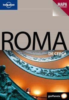 Titantitan.mx Roma 2011: De Cerca (2ª Ed) (Lonely Planet) Image