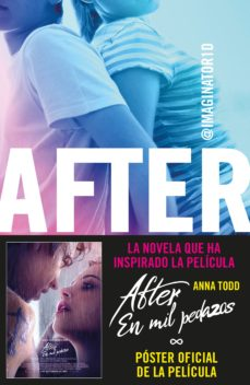 after. en mil pedazos (serie after 2)-anna todd-9788408135234
