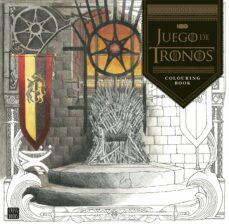 juego de tronos: colouring book-9788408163534
