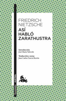Descargar ASI HABLO ZARATHUSTRA gratis pdf - leer online