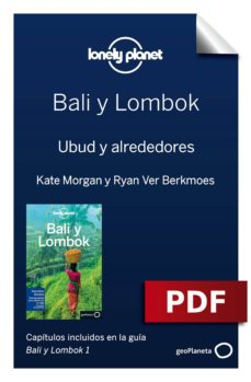 bali y lombok 1. ubud y alrededores (ebook)-ryan ver berkmoes-9788408189534