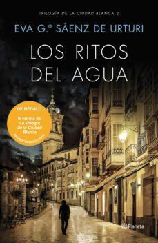 Descarga gratuita de libros de texto en alemán PACK LOS RITOS DEL AGUA (TRILOGIA DE LA CIUDAD BLANCA 2) + LIBRETA DE NOTAS (Spanish Edition)