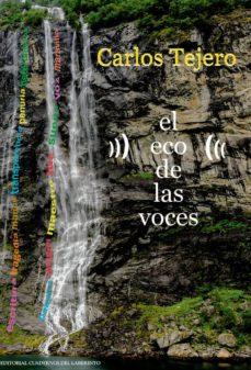 Descarga gratuita de ebooks informáticos en formato pdf. EL ECO DE LAS VOCES CHM (Spanish Edition) 9788412056334