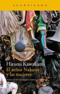 el señor nakano y las mujeres-hiromi kawakami-9788415689034
