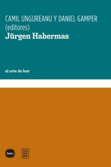Libro de texto para descargar gratis JURGEN HABERMAS MOBI PDB (Literatura española)