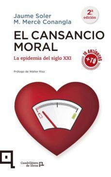 el cansancio moral-jaume soler-9788416012534