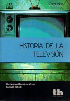 historia de la televisión-concepcion cascajosa virino-9788416349234