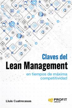 Titantitan.mx Claves Del Lean Management En Tiempos De Maxima Competitividad: Como Gestionar En La Practia Una Empresa Altamente Competitiva Image
