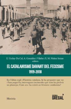 Curiouscongress.es El Catalanisme Davant Del Feixisme (1919-2018) Image