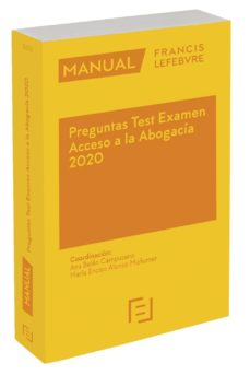 Descargar MANUAL PREGUNTAS TEST EXAMEN ACCESO A LA ABOGACIA gratis pdf - leer online