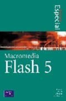 Garumclubgourmet.es Edicion Especial Macromedia Flash 5 (Incluye Cd-rom) Image